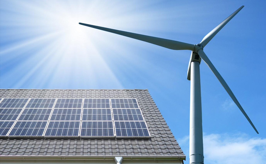 Solar & Wind Systems