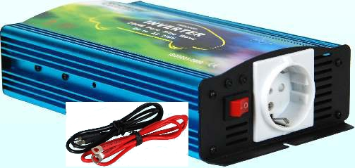 Solar & Wind Pure Sine Power Inverters