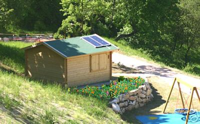 Off-Grid Garden & Caravan Kits