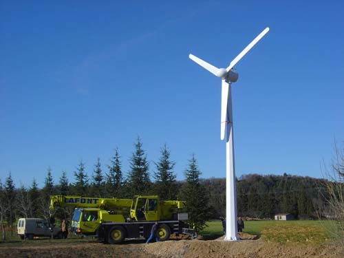 Wind Turbines / Wind Generators
