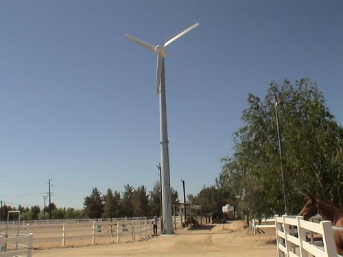10000W Wind Turbine System