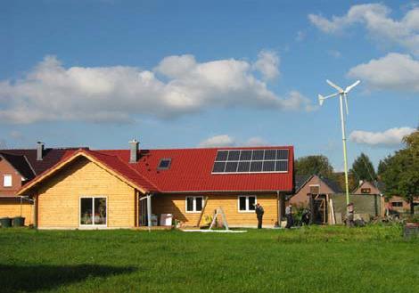 1000W Wind Turbine System