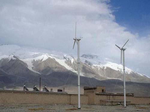 3000W Wind Turbine System