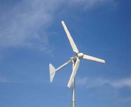 500W Wind Turbine System