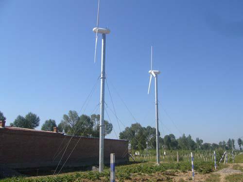 5000W Wind Turbine System