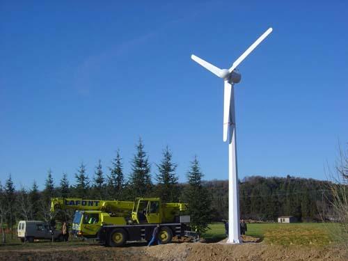 20000W Wind Turbine System